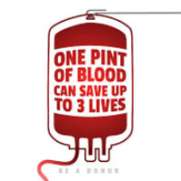 Blood Drive Sunday, October 18, 10:00am-2:30pm